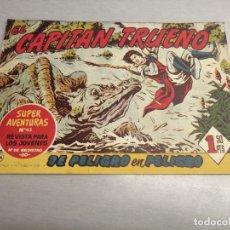 Livros de Banda Desenhada: CAPITÁN TRUENO N º 84 / BRUGUERA ORIGINAL. Lote 200555277