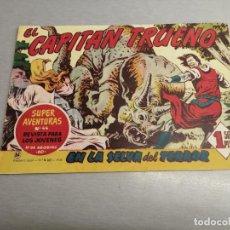 Livros de Banda Desenhada: CAPITÁN TRUENO N º 85 / BRUGUERA ORIGINAL. Lote 200555433