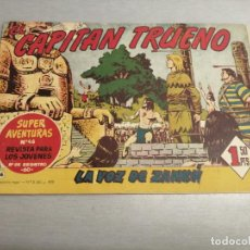 Livros de Banda Desenhada: CAPITÁN TRUENO N º 86 / BRUGUERA ORIGINAL. Lote 200555617