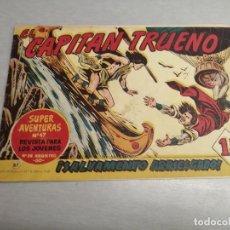 Livros de Banda Desenhada: CAPITÁN TRUENO N º 87 / BRUGUERA ORIGINAL. Lote 200555818