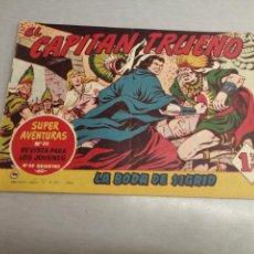Livros de Banda Desenhada: CAPITÁN TRUENO N º 94 / BRUGUERA ORIGINAL. Lote 200557948