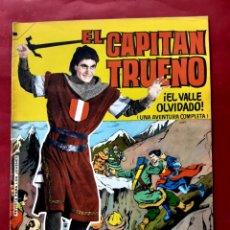 Tebeos: EL CAPITAN TRUENO ALBUM GIGANTE Nº 24 EXCELENTE ESTADO. Lote 200565207