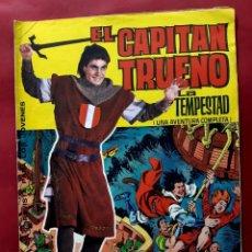 Tebeos: EL CAPITAN TRUENO ALBUM GIGANTE Nº 10 EXCELENTE ESTADO. Lote 200567200