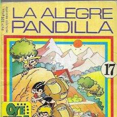 Tebeos: OYE MIRA * LA ALEGRE PANDILLA , CANCIONES DE EXCURSIÓN *. Lote 200654498