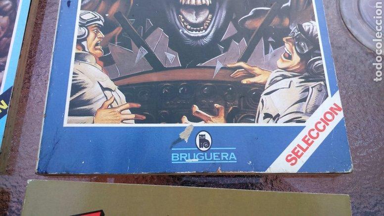 Tebeos: SELECCIÓN BRUGUERA LOTE DE 6 TOMOS (MANOS, BUFALO BILL, ALUCINE Y REX NORTON) - Foto 7 - 200757923