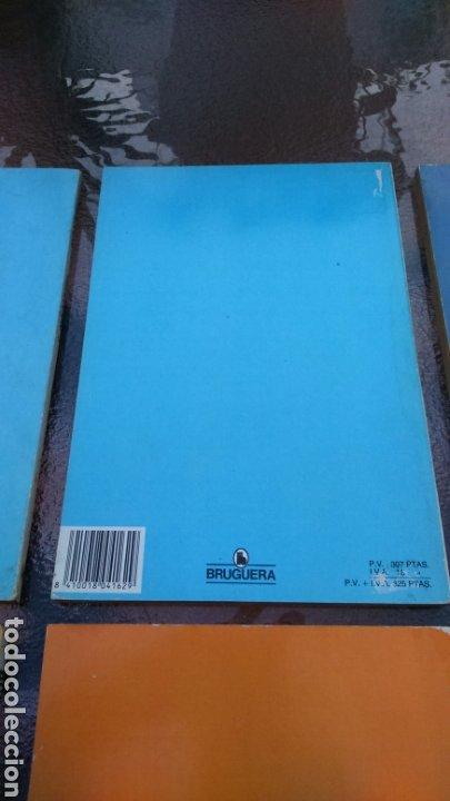 Tebeos: SELECCIÓN BRUGUERA LOTE DE 6 TOMOS (MANOS, BUFALO BILL, ALUCINE Y REX NORTON) - Foto 12 - 200757923