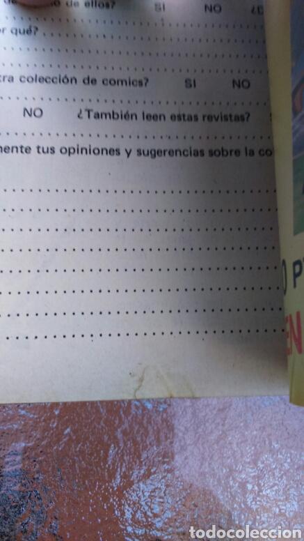 Tebeos: SELECCIÓN BRUGUERA LOTE DE 6 TOMOS (MANOS, BUFALO BILL, ALUCINE Y REX NORTON) - Foto 17 - 200757923