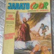 Giornalini: JABATO COLOR Nº 31 PRIMERA ÉPOCA. Lote 200825590