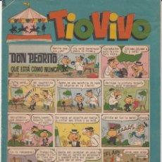 Tebeos: TIOVIVO NUM 196 -1964 - 3,50 PESETAS SOLICITE LOS NÚMEROS QUE LE FALTEN. Lote 200867200