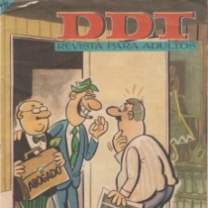 BDs: EL DDT - NUM. 705 5 PESETAS --SOLICITE LOS NÚMEROS QUE LE FALTEN -. Lote 200867421