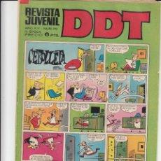 Tebeos: DDT - NUM. 192 III EPOCA 6 PESETAS --SOLICITE LOS NÚMEROS QUE LE FALTEN -. Lote 200867565