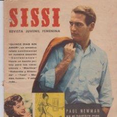 Livros de Banda Desenhada: SISSI -- EXTRA DE VERANO 1961. Lote 201166562