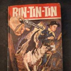 Tebeos: RIN-TIN-TIN. LA MINA ABANDONADA. LIBRO Nº3. EDITORIAL BRUGUERA. 2ª EDICIÓN, 1964.. Lote 201190961