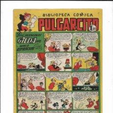 Tebeos: BIBLIOTECA COMICA PULGARCITO Nº 173. ES ORIGINAL Y NUEVO DIBUJANTE MANUEL VAZQUEZ. Lote 201198770