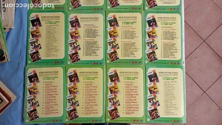 Tebeos: EL CORSARIO DE HIERRO 1ª EDICIÓN 15 PTS. 72,69,65,57,49,37,33,29,25,19,17,15,13,11,9,7,1972 BRUGUERA - Foto 6 - 201289648