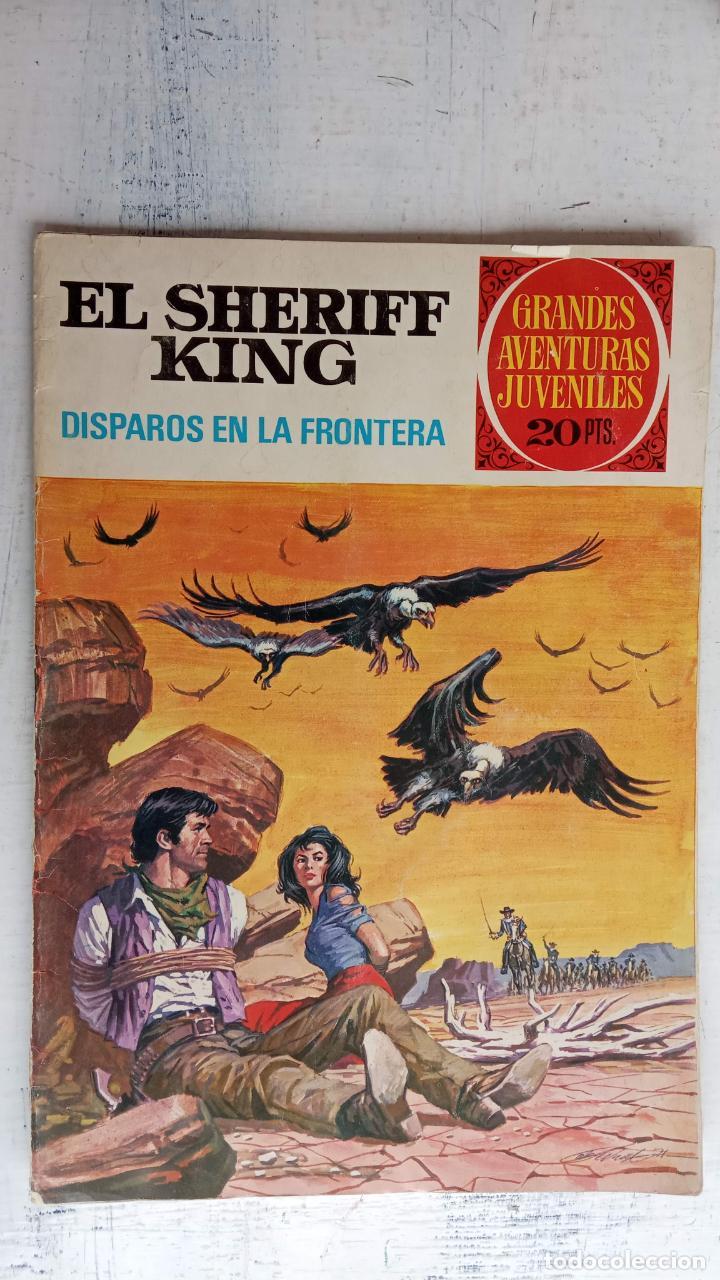 Tebeos: EL SHERIFF KING BRUGUERA NºS- 2,8,14,18,20,21,22,26,30,31,40 - Foto 3 - 201297237