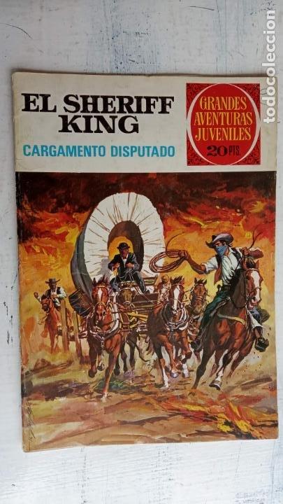 Tebeos: EL SHERIFF KING BRUGUERA NºS- 2,8,14,18,20,21,22,26,30,31,40 - Foto 4 - 201297237