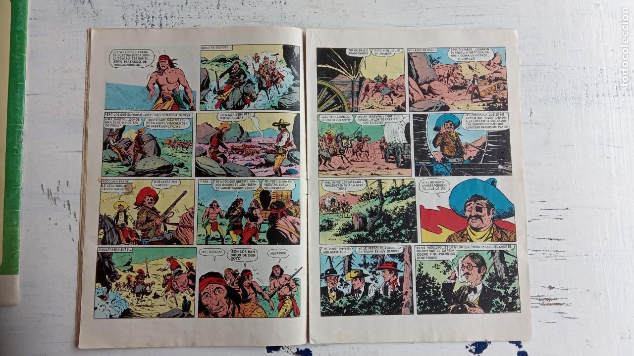 Tebeos: EL SHERIFF KING BRUGUERA NºS - 2 (1),8,14,18,30,31, - Foto 11 - 201298948