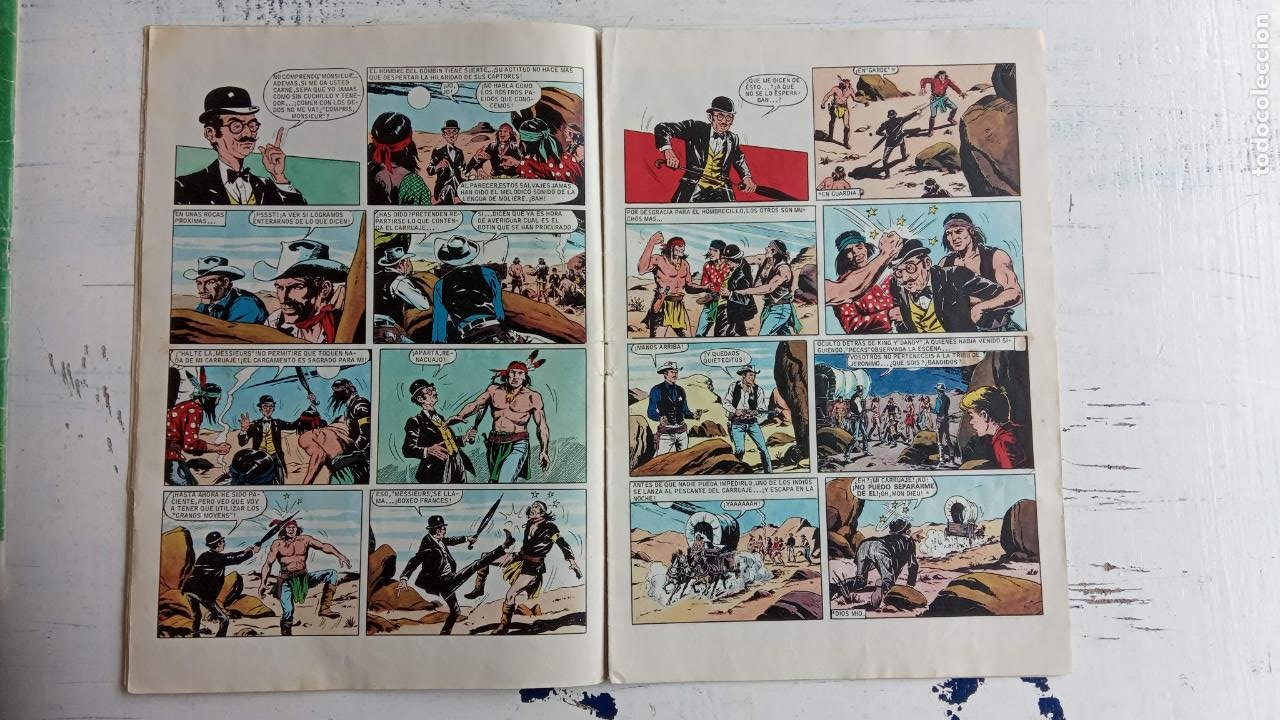 Tebeos: EL SHERIFF KING BRUGUERA NºS - 2 (1),8,14,18,30,31, - Foto 12 - 201298948