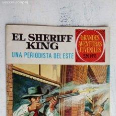 Tebeos: EL SHERIFF KING Nº 31 EDITORIAL BRUGUERA. Lote 201300640