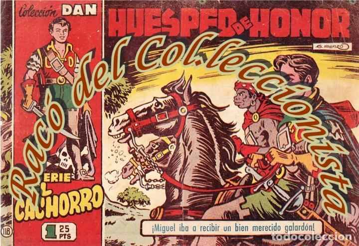 EL CACHORRO, N. 118, EDITORIAL BRUGUERA, 1955 (Tebeos y Comics - Bruguera - El Cachorro)