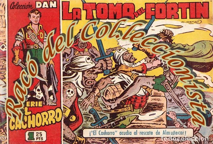 EL CACHORRO, N. 121, EDITORIAL BRUGUERA, 1955 (Tebeos y Comics - Bruguera - El Cachorro)