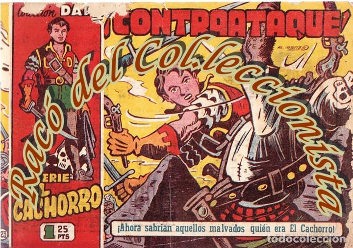EL CACHORRO, N. 123, EDITORIAL BRUGUERA, 1955 (Tebeos y Comics - Bruguera - El Cachorro)
