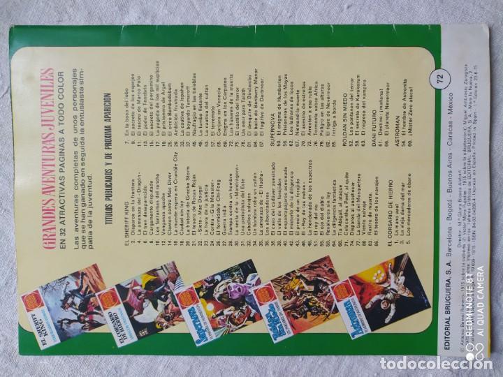 Tebeos: El corsario de hierro 72 - Foto 2 - 201538935
