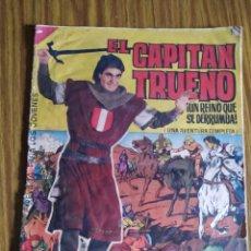 Tebeos: EL CAPITÁN TRUENO, ÁLBUM GIGANTE 14. ORIGINAL BRUGUERA 1965.. Lote 201587816