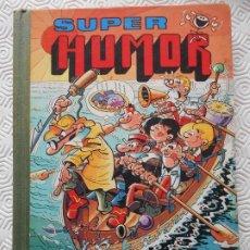Tebeos: SUPER HUMOR. VOLUMEN XXXII. EDITORIAL BRUGUERA, 1ª EDICION, 1980. TAPA DURA. 820 GRAMOS. 360PAGINAS.. Lote 201754763