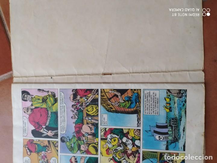 Tebeos: Comics el corsario de hierro y el sheriff King - Foto 3 - 201896663