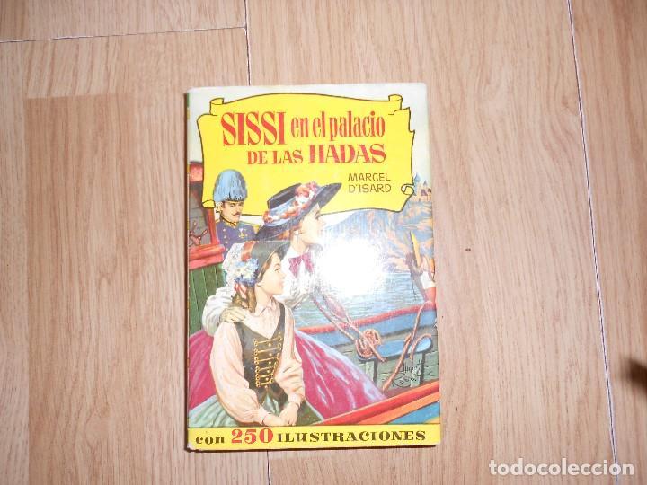 SISSI EN EL PALACIO DE LAS HADAS - MARCEL D´ISARD - 250 ILUSTRACIONES - ED. BRUGUERA (Tebeos y Comics - Bruguera - Sissi)