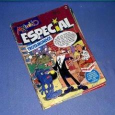 Tebeos: LOTE DE 6 COMICS DE MORTADELO ESPECIAL EDITORIAL BRUGUERA AÑOS 80 ORIGINALES. Lote 202301183