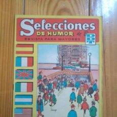 BDs: SELECCIONES DE HUMOR DE EL DDT # 67 - MUY BUEN ESTADO. Lote 202388047
