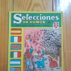 BDs: SELECCIONES DE HUMOR DE EL DDT # 64 - MUY BUEN ESTADO. Lote 202388197