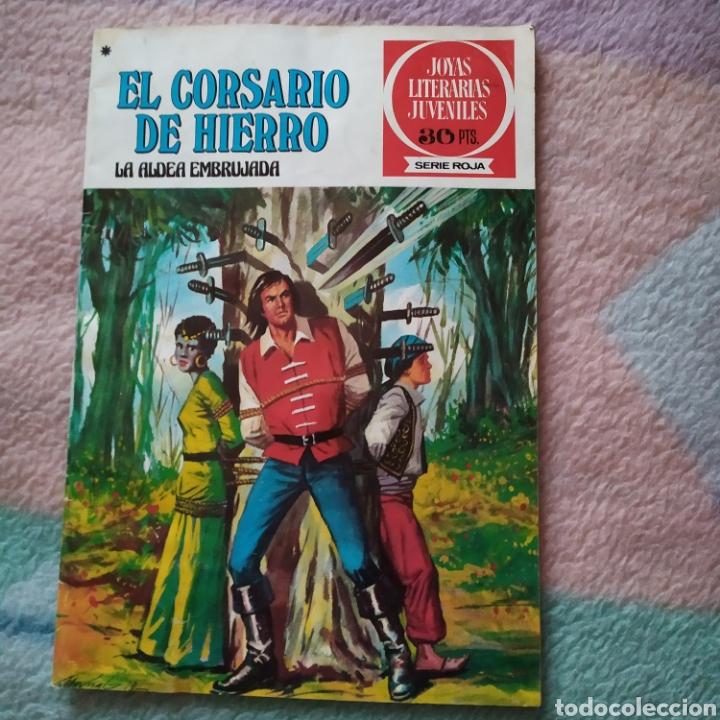 CORSARIO DE HIERRO,LA ALDEA EMBRUJADA,Nº 40 (Tebeos y Comics - Bruguera - Corsario de Hierro)