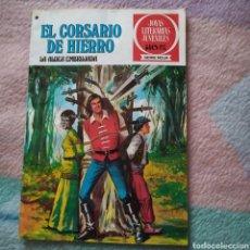 Tebeos: CORSARIO DE HIERRO,LA ALDEA EMBRUJADA,Nº 40. Lote 202534896