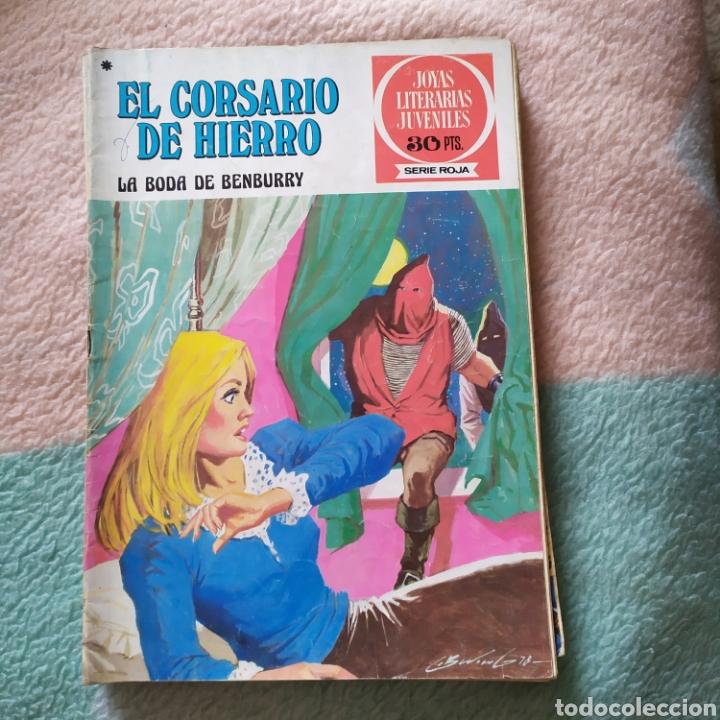 CORSARIO DE HIERRO, LA BODA DE BENBURRY Nº41 (Tebeos y Comics - Bruguera - Corsario de Hierro)