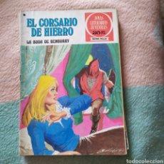 Tebeos: CORSARIO DE HIERRO, LA BODA DE BENBURRY Nº41. Lote 202534945