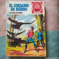 Tebeos: CORSARIO DE HIERRO, LA LUCHA DE MAYAPIL Nº38. Lote 202534976