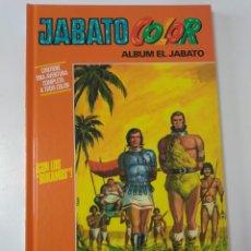 Tebeos: EL JABATO COLOR NÚMERO 38 EDICIÓN 2010 EDITORIAL PLANETA. Lote 202591423