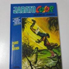 Tebeos: EL JABATO COLOR NÚMERO 27 EDICIÓN 2010 EDITORIAL PLANETA. Lote 202598976