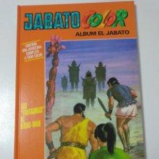 Tebeos: EL JABATO COLOR NÚMERO 22 EDICIÓN 2010 EDITORIAL PLANETA. Lote 202599800