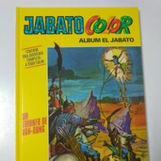 Tebeos: EL JABATO COLOR NÚMERO 21 EDICIÓN 2010 EDITORIAL PLANETA. Lote 202601818
