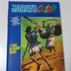 Tebeos: EL JABATO COLOR NÚMERO 19 EDICIÓN 2010 EDITORIAL PLANETA. Lote 202602235