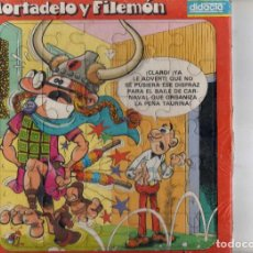 Tebeos: MORTADELO Y FILEMON, PUZZLE. Lote 202602237