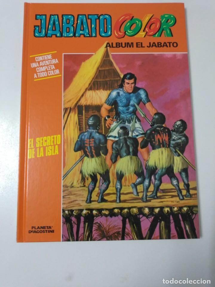EL JABATO COLOR NÚMERO 18 EDICIÓN 2010 EDITORIAL PLANETA (Tebeos y Comics - Bruguera - Jabato)