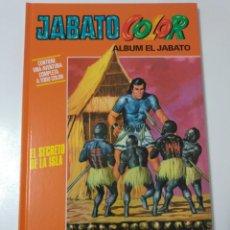 Tebeos: EL JABATO COLOR NÚMERO 18 EDICIÓN 2010 EDITORIAL PLANETA. Lote 202602336