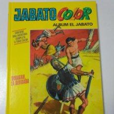 Tebeos: EL JABATO COLOR NÚMERO 17 EDICIÓN 2010 EDITORIAL PLANETA. Lote 202602465