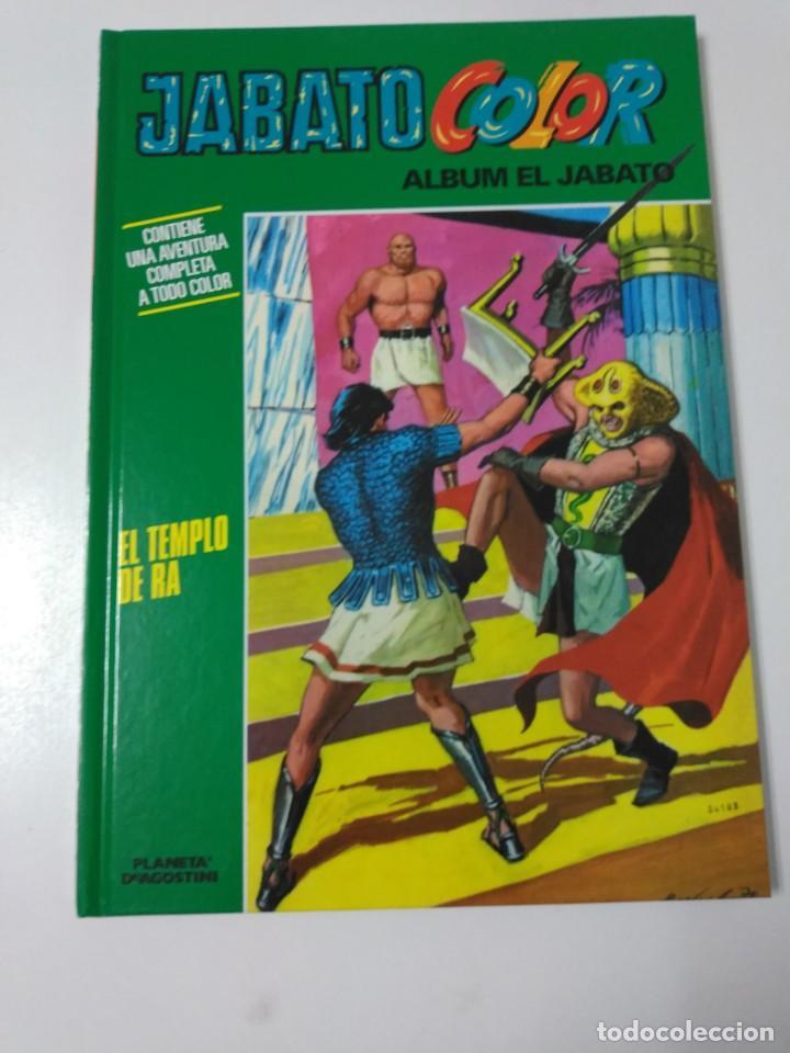 EL JABATO COLOR NÚMERO 16 EDICIÓN 2010 EDITORIAL PLANETA (Tebeos y Comics - Bruguera - Jabato)